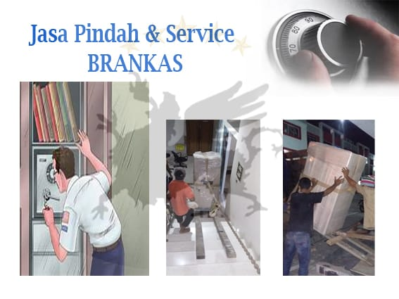 Jasa Pindah Brankas di Jakarta